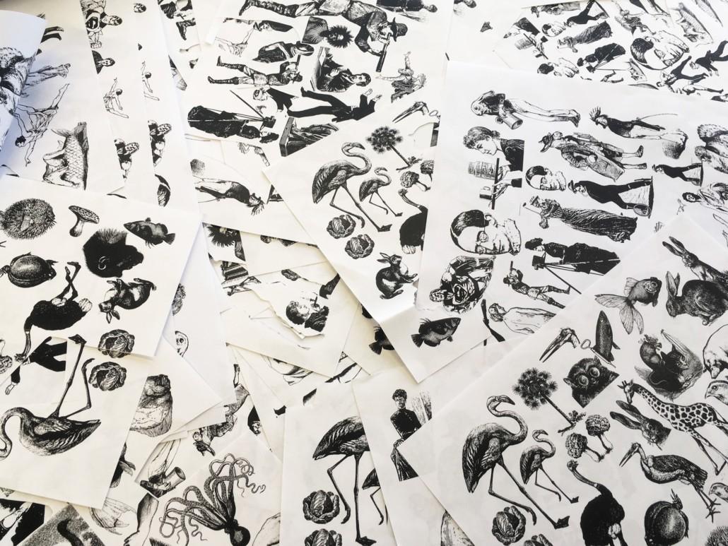 OP-ART TRIFFT FLUCHTPUNKT ZENTRALPERSPEKTIVISCHE UND SURREALISTISCHE RAUMDARSTELLUNG IM KUNSTUNTERRICHT - Bildersammlung
