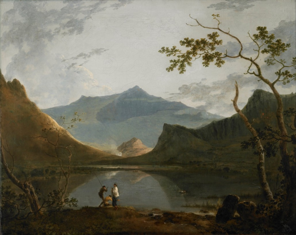 Richard_Wilson_-_Snowdon_from_Llyn_Nantlle_-_Google_Art_Project