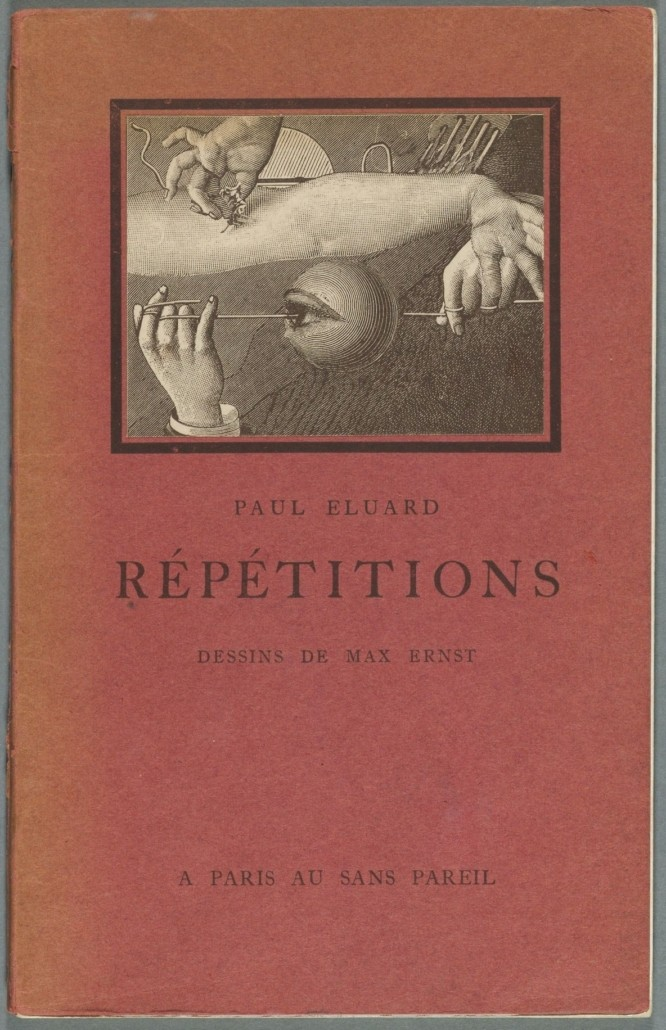 Houghton_Typ_915.22.3605_Répétitions,_1922_-_cover