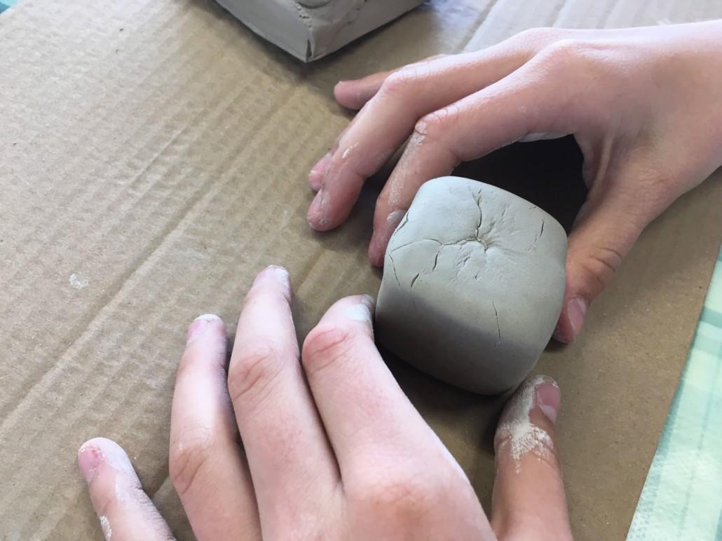 Chimären - Plastische Mischtiere aus Ton